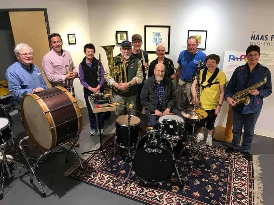 New Horizons Band Holiday Concert