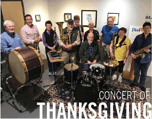 PMAC's 15th Annual Concert of Thanksgiving and End 68 Hours of Hunger Partnership
