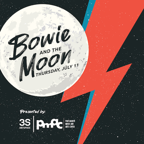 Orbiting Bowie and the Moon – Part One